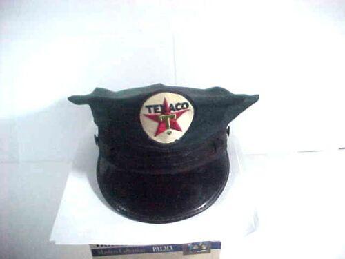 Vintage Texaco Gas Service Station Attendant Hat