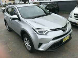 2016 Toyota RAV4 ASA44R MY16 GX (4x4) Silver 6 Speed Automatic Wagon Rockdale Rockdale Area Preview