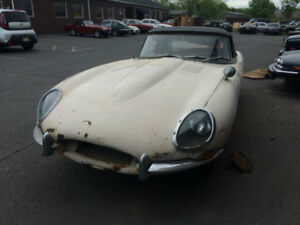 Jaguar E-type xke 1961-1974 any condition!! Wanted