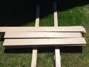 Pressurized Fence Boards