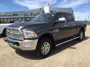 2016 Ram 3500 Laramie sunroof/touchscreen/backup camera