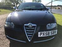 2008 58 ALFA ROMEO GT 2.0 JTS CLOVERLEAF 3D 165 BHP