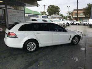 2014 Holden Commodore VF MY14 Evoke White Auto Sports Mode Wagon Hamilton Newcastle Area Preview