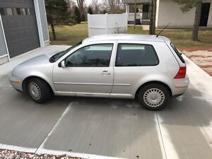 2000 Volkswagen Golf Hatchback