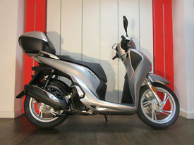 Honda SH125i, 2018 0% finance available