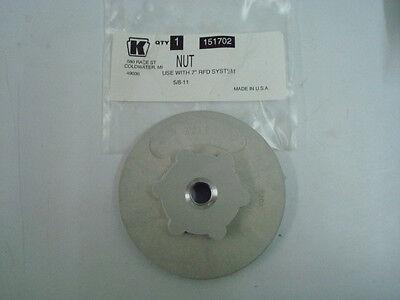 Kasco - N-421-5  58-11 Arbor X 7 Individual Plate For Resin Fiber Disc