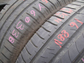195/50/16 Michelin Energy Saver, XL x2 A Pair, 5.0mm (168 High Road, Romford RM6 6LU) Partworn Tyres