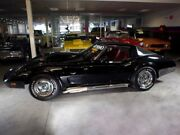 1978 Chevrolet Corvette Stingray Black 4 Speed Automatic Coupe Burwood Burwood Area Preview