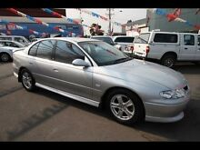 2002 Holden Commodore VX II S Silver 4 Speed Automatic Sedan Kingsville Maribyrnong Area Preview