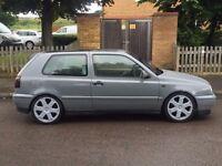 Mk3 Golf vr6. Not gti 1.8t turbo redtop impreza vag