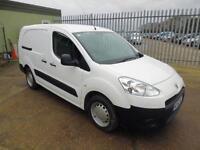 Peugeot Partner 716 S 1.6 Hdi 92 Crew Van DIESEL MANUAL WHITE (2012)