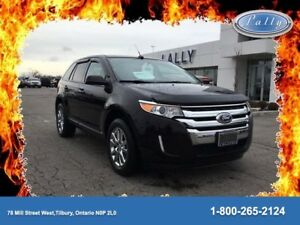 2013 Ford Edge SEL, One Owner, Leather, Roof! Nav!