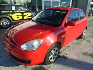 2007 Hyundai Accent **A/C & POWER GROUP** WINTER TIRES!! GS