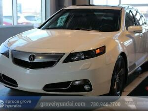 2014 Acura TL TL W/TECH PACK-AWD NAVIGATION SUNROOF & MORE