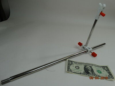 Probe Holder Clamp Support Rod Set For Thermo Fisher Barnstead Hot Plate Stirrer