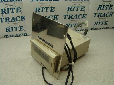 Ono Sokki Tm-2110 Digital Tachometer 100-240vac 5060hz