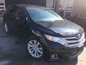 2013 Toyota Venza LIMITED 4Cyl.  LEATHER PANO ROOF $15,900