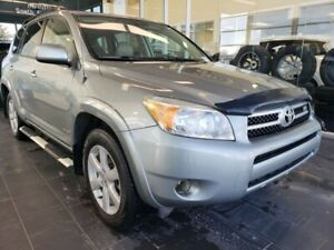 2006 Toyota RAV4 LIMITED, HEATED SEATS, SUNROOF, ACCIDENT FREE