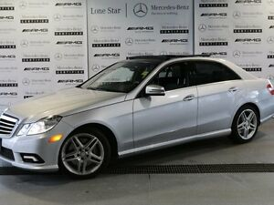 2011 Mercedes-Benz E-Class 4MATIC Sedan