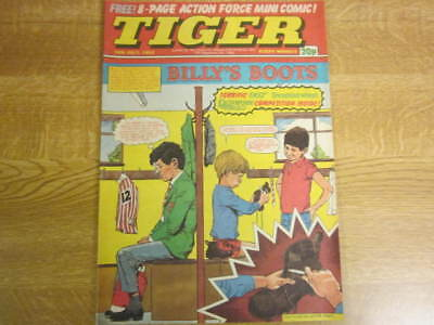 July 16th 1983, TIGER, Nick Pocock, Zhang Hui, Peter Semple, Raymond Paul Bannon