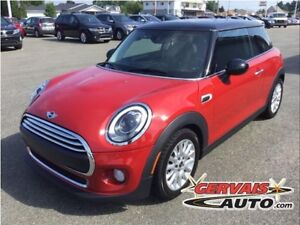 MINI Cooper Hardtop Cuir Toit Ouvrant MAGS 2014