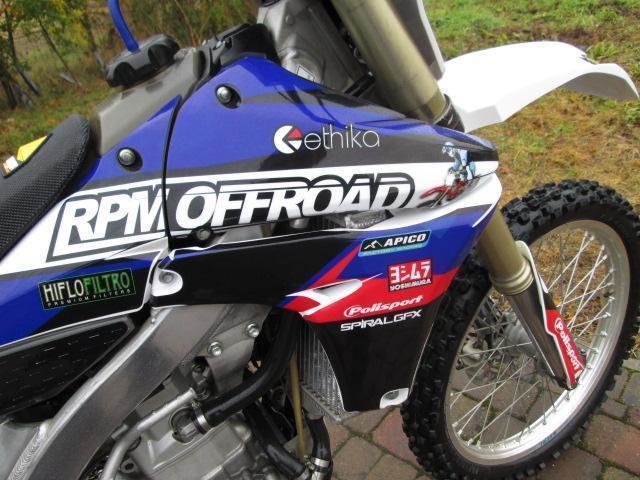 YAMAHA YZF 450 2011 MX MOTOCROSS OFFROAD BIKE