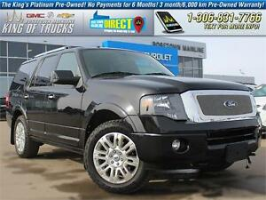 2013 Ford Expedition Limited Leather | PST Paid