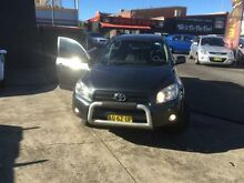 2007 Toyota RAV4 ACA33R Cruiser (4x4) Gunmetal Grey 4 Speed Automatic Wagon Cardiff Lake Macquarie Area Preview