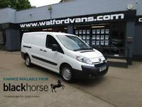 2015 Toyota Proace 2.0 HDi 126ps L2 H1 LWB Diesel white Manual
