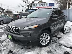 2014 Jeep Cherokee NORTH EDTION-NEW TIRES-EXTRA CLEAN