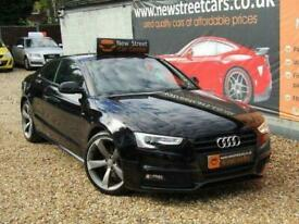 image for 2014 Audi A5 2.0 TDI Black Edition 2dr Coupe Diesel Manual