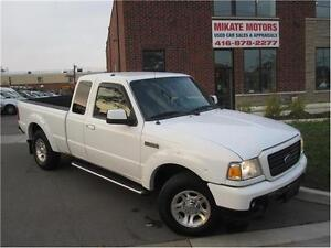 REAL STEAL 2009 FORD RANGER CERTIFIED & E TESTED $4,999.00