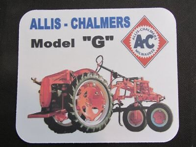 Allis Chalmers G Mouse Pad