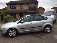 Ford Focus 1.6 Sport, low mileage, been in family since new.