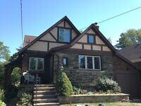 Beautiful Rosedene Ave Character Home in Great Neighbourhood !!