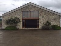 High Spec Showroom Available Immediately in Saltford, with easy access to Bristol and Bath.