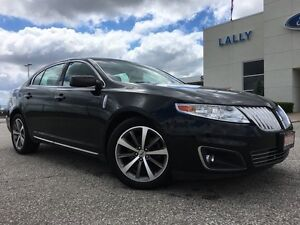 2009 Lincoln MKS AWD with Navigation and Dual Panel Moonroof