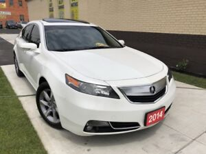 CANADA DAY SPECIAL $500 OFF! 2014 Acura TL w/Tech Pkg Navigation