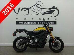 2016 Yamaha XSR900GY - V2358 - **Financing Available