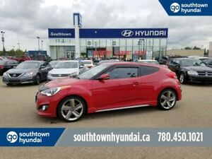 2014 Hyundai Veloster TURBO/NAV/LEATHER/SUNROOF