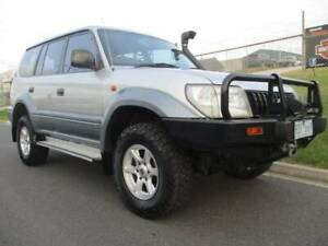 2001 Toyota LandCruiser PRADO GXL Manual SUV Traralgon Latrobe Valley Preview