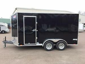 NEW 2018 PACE 7' x 14' JOURNEY ENCLOSED TRAILER