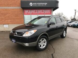 2012 Hyundai Veracruz GLS AWD| Heated Seats| USD & AUX| AS IS