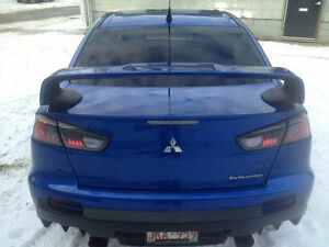 Wanted  High rise wing  wanted  (Mitsubishi lancer octane)