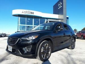 2016 Mazda CX-5 GT-AWD, Skyactiv, Tech Package