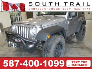 2014 Jeep Wrangler Sport*CONTACT TONY FOR ADDITIONAL DISCOUNT*