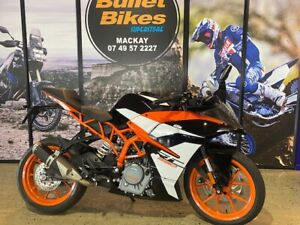 KTM RC390 SPORTS BIKE Mackay Mackay City Preview