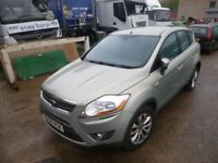 FORD KUGA - EX09VSK - DIRECT FROM INS CO
