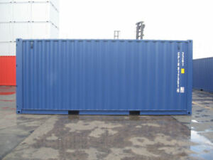 Used / New Sea Containers for Storage 20-40 ft