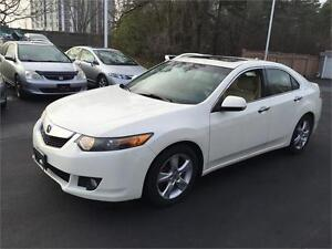 2009 Acura TSX w/Premium Pkg | CERTIFICATION AND ETEST INCLUDED Cambridge Kitchener Area image 3